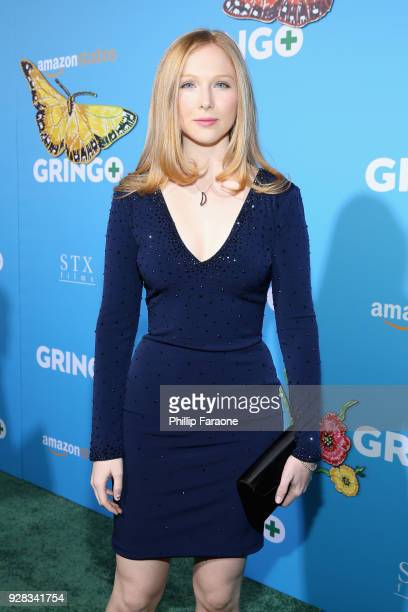 Actor Molly Quinn attends the world premiere of 'Gringo' from Amazon Studios and STX Films at Regal LA Live Stadium 14 on March 6 2018 in Los Angeles...