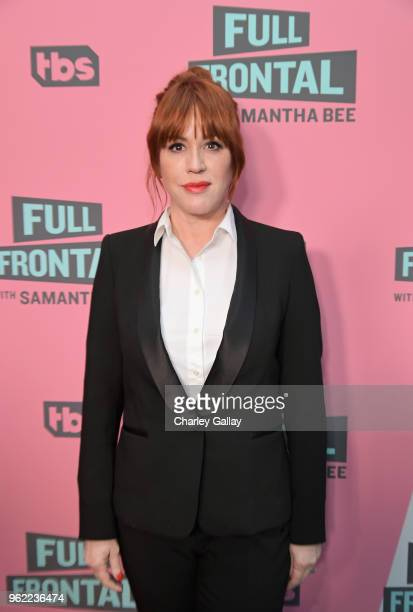 Actor Molly Ringwald attends 'Full Frontal with Samantha Bee' FYC Event Los Angeles at The WGA Theater on May 24 2018 in Beverly Hills California