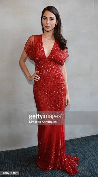 Actor Moran Atias attends Sony Pictures Classics' 'Third Person' screening hosted by The Cinema Society and Revlon at Landmark Sunshine Cinema on...