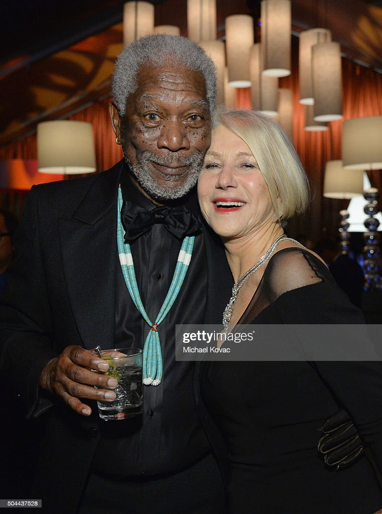 Moet & Chandon At The Weinstein Company's 2016 Golden Globe Awards After Party : News Photo