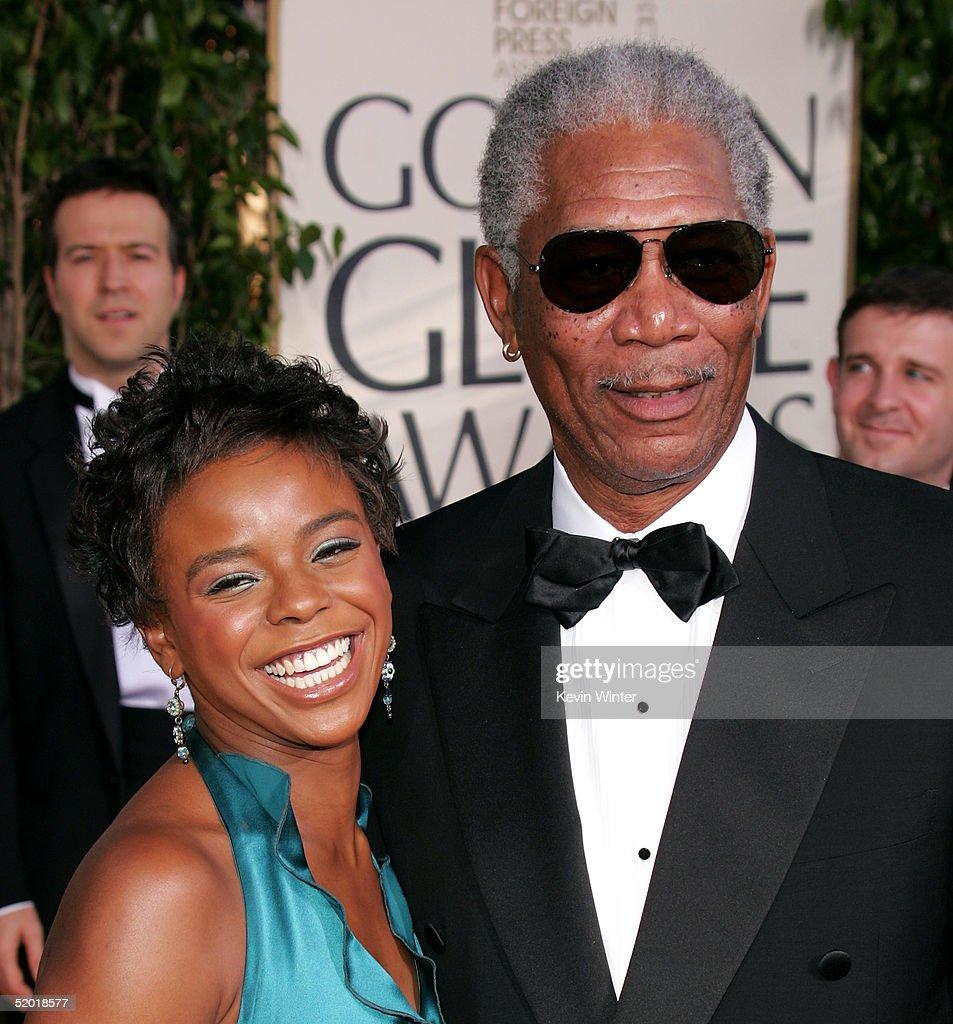 UNS: In Focus: Morgan Freeman's Step-Granddaughter E'Dena Hines Dies At 33
