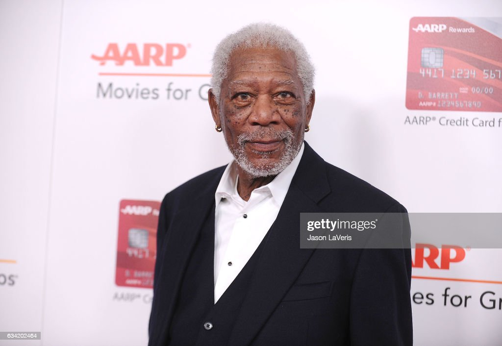 AARP's 16th Annual Movies For Grownups Awards - Arrivals : News Photo
