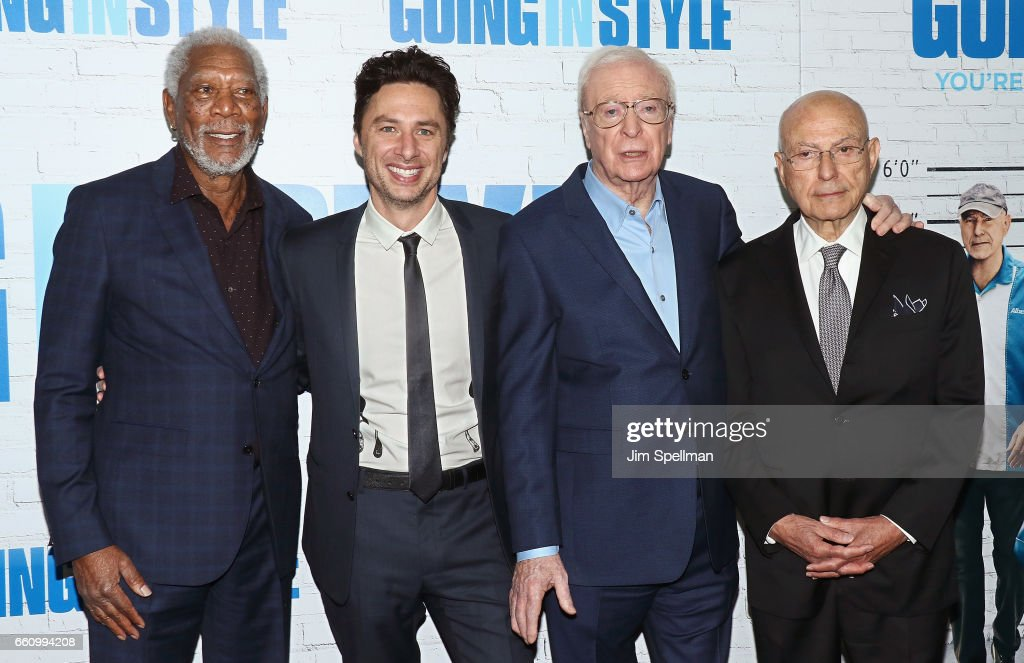 """Going In Style"" New York Premiere - Outside Arrivals"