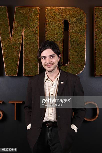 Actor Morgan Krantz of XX attends The IMDb Studio featuring the Filmmaker Discovery Lounge presented by Amazon Video Direct Day Four during The 2017...