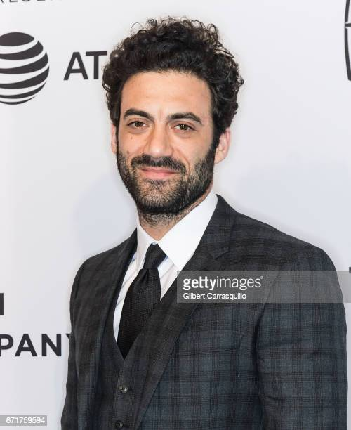 Actor Morgan Spector attends the 2017 Tribeca Film Festival 'Permission' screening at SVA Theatre on April 22 2017 in New York City