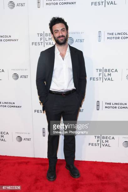 Actor Morgan Spector attends the screening of 'Chuck' during the 2017 Tribeca Film Festival at BMCC Tribeca PAC on April 28 2017 in New York City