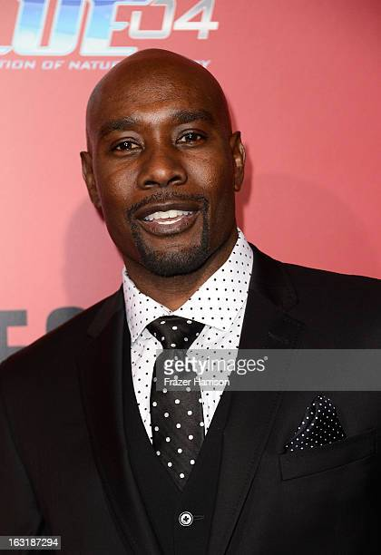 Actor Morris Chestnut arrives at the premiere Of Tri Star Pictures' The Call at ArcLight Cinemas on March 5 2013 in Hollywood California
