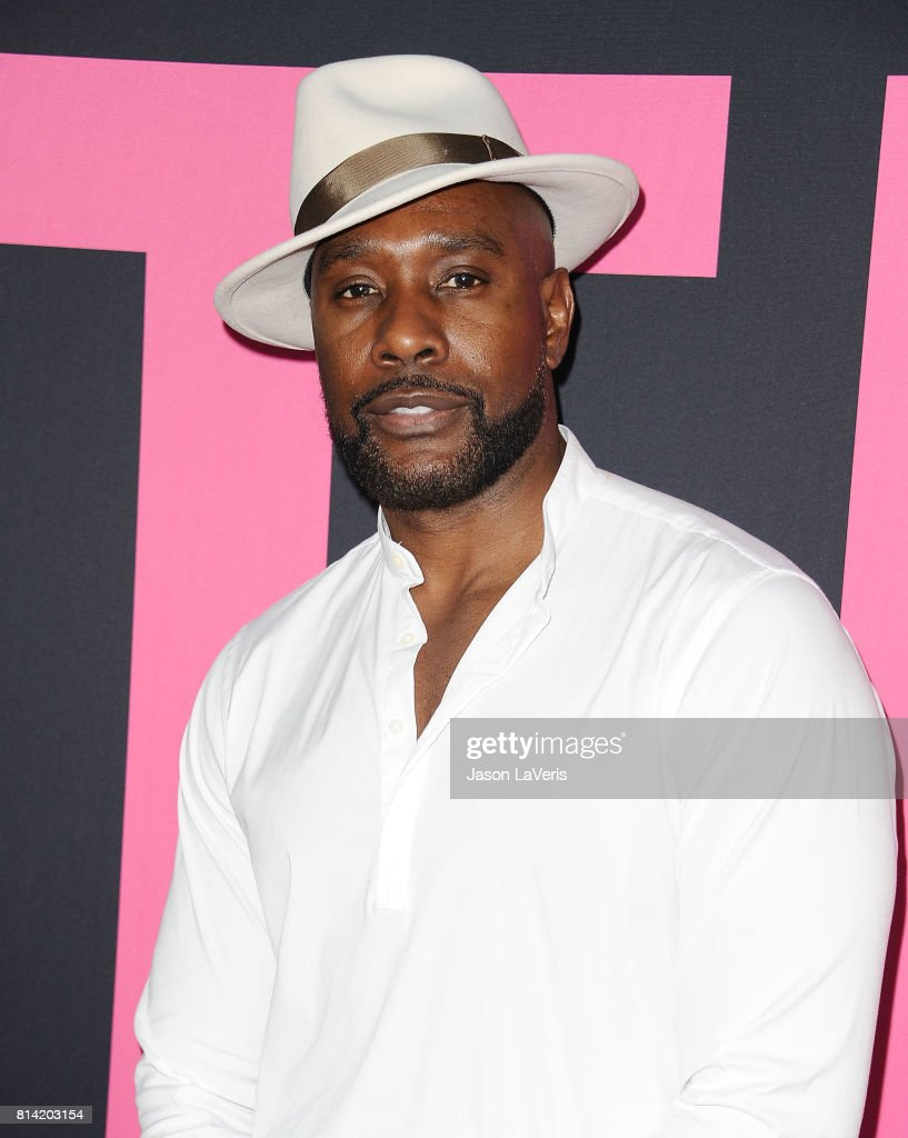 Actor Morris Chestnut attends the premiere of 'Girls Trip' at Regal LA Live Stadium 14 on July 13, 2017 in Los Angeles, California.