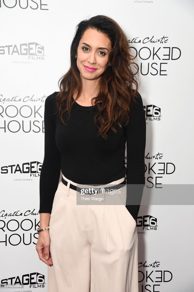 """Crooked House"" New York Premiere"