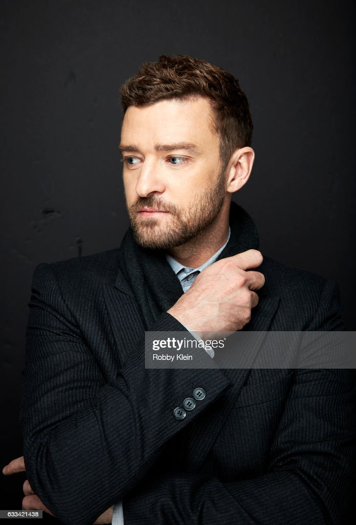 Actor, musician and producer Justin Timberlake is photographed for The Wrap on December 3, 2016 in New York City.