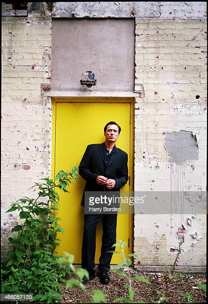 Actor musician and singer Martin Kemp is photographed on July 19 2001 in London England