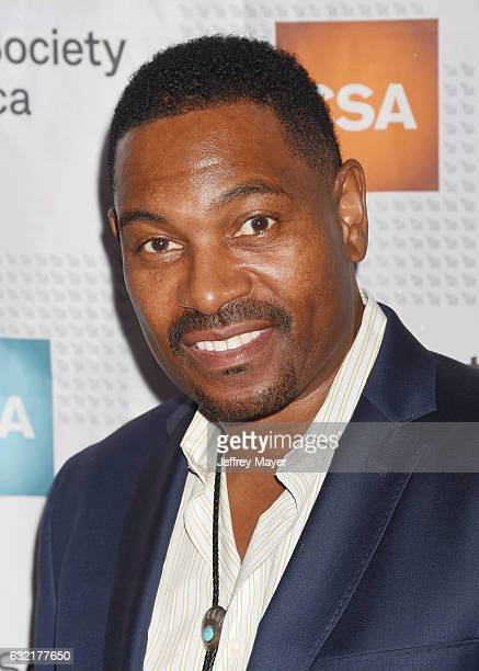 Actor Mykelti Williamson arrives at the 2017 Annual Artios Awards at The Beverly Hilton Hotel on January 19, 2017 in Beverly Hills, California.