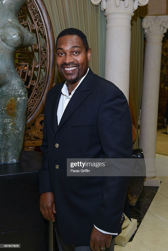 Actor Mykelti Williamson attends 2014 Blues In The Night on May 17, 2014 in Atlanta, Georgia.