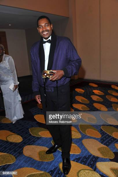 Actor Mykelti Williamson attends the 26th anniversary UNCF Mayor's Masked Ball at Atlanta Marriot Marquis on December 19, 2009 in Atlanta, Georgia.