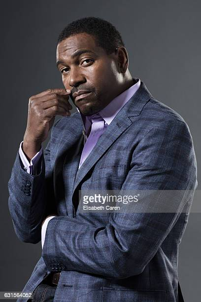 Actor Mykelti Williamson is photographed for The Wrap on November 28, 2016 in Los Angeles, California.