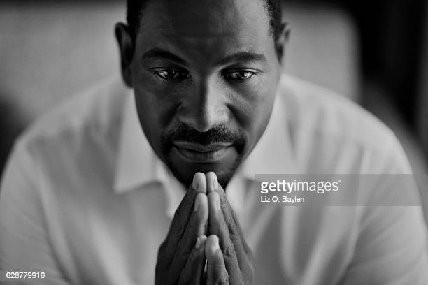 Actor Mykelti Williamson of 'Fences' is photographed for Los Angeles Times on November 21, 2016 in Los Angeles, California. PUBLISHED IMAGE. CREDIT...