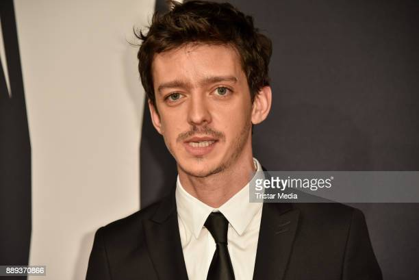 Actor Nahuel Perez Biscayart attends the European Film Awards 2017 on December 9 2017 in Berlin Germany