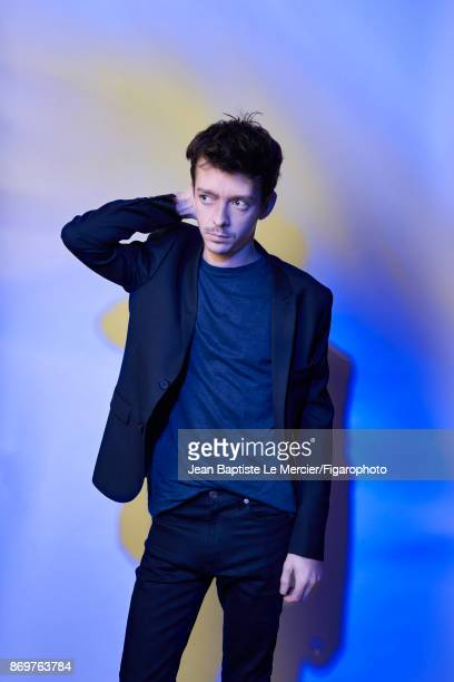 Actor Nahuel Perez Biscayart is photographed for Madame Figaro on September 15 2017 at the Toronto Film Festival in Toronto Ontario PUBLISHED IMAGE...