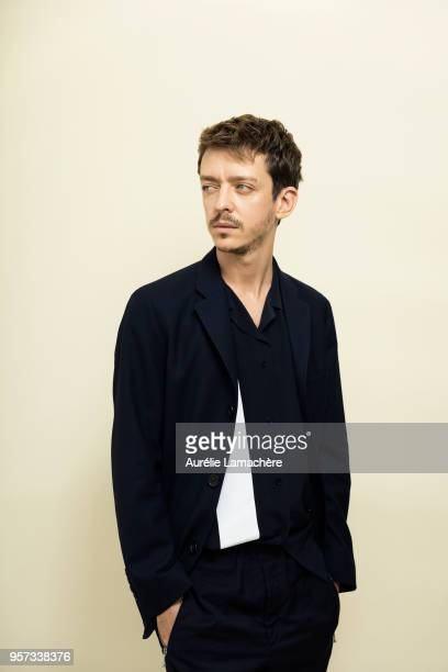 Actor Nahuel Perez Biscayart is photographed for Self Assignment on May 2018 in Cannes France