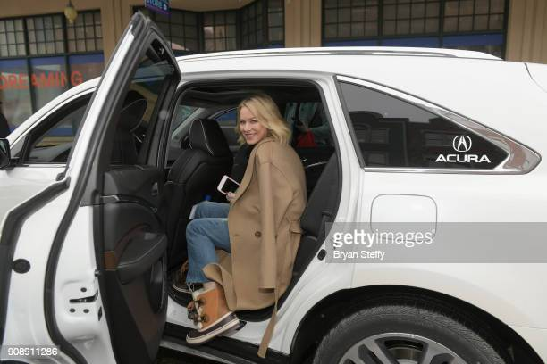 Actor Naomi Watts is seen during the 2018 Sundance Film Festival on January 22 2018 in Park City Utah