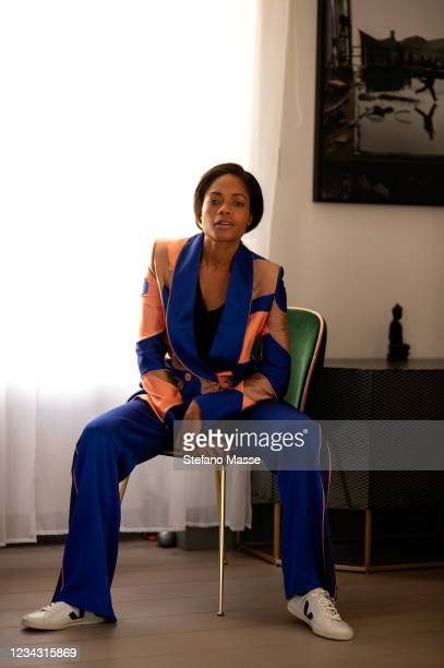 Actor Naomie Harris is photographed on November 30, 2018 in London, England.