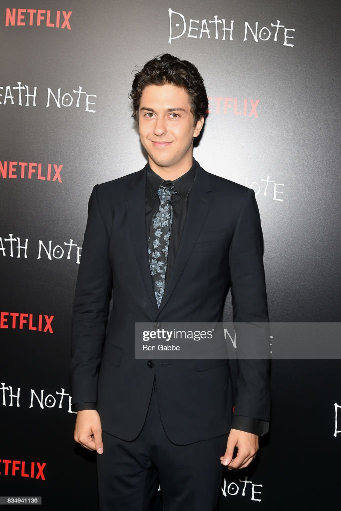 Actor Nat Wolff attends the 'Death Note' New York premiere at AMC Loews Lincoln Square 13 theater on August 17, 2017 in New York City.