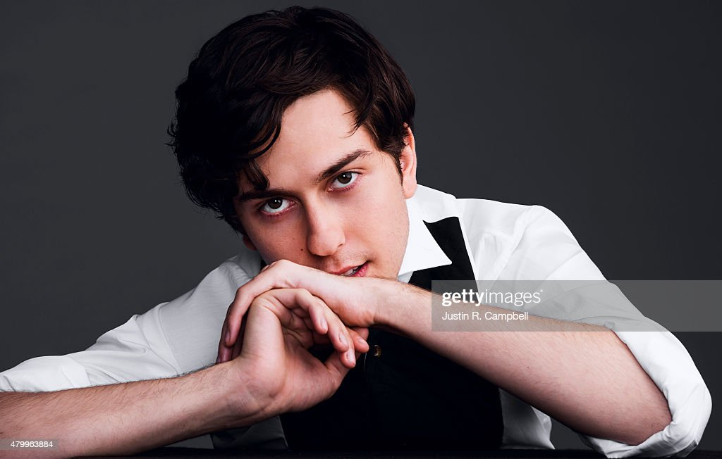 Nat Wolff, Just Jared, July 6, 2015