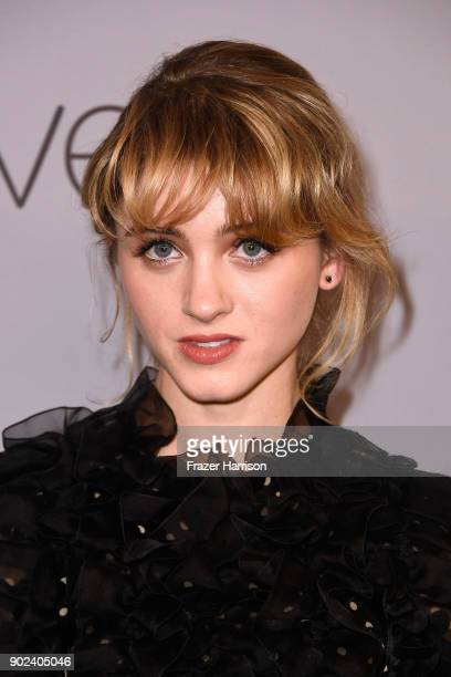 Actor Natalia Dyer attends 19th Annual PostGolden Globes Party hosted by Warner Bros Pictures and InStyle at The Beverly Hilton Hotel on January 7...