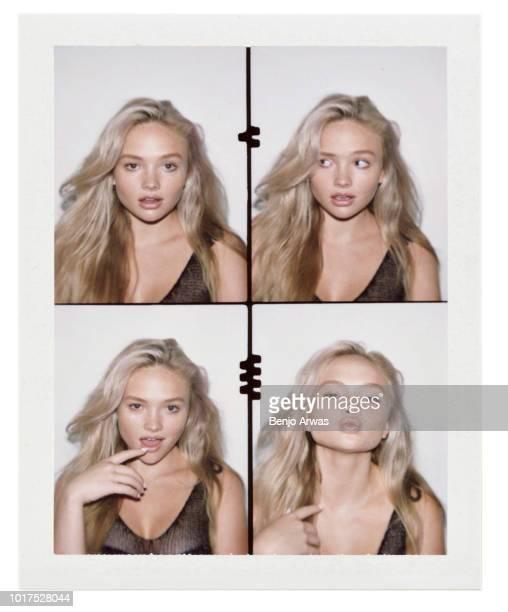 Actor Natalie Alyn Lind is photographed on August 28 2017 in Los Angeles California