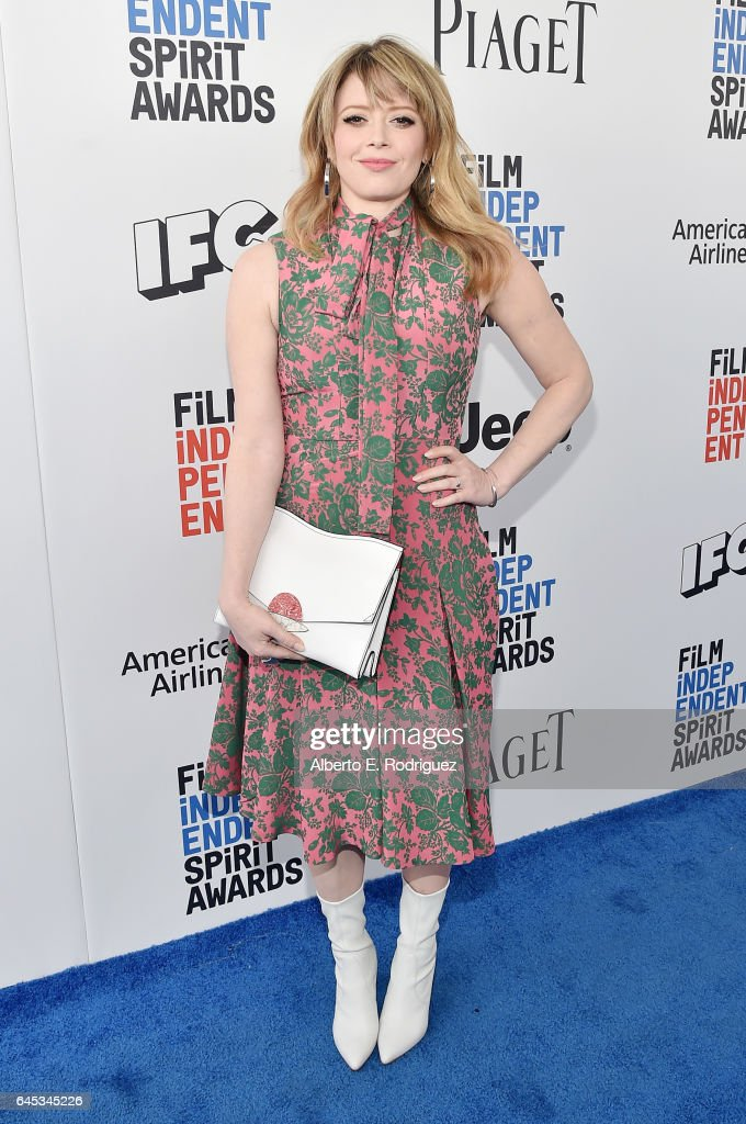 Actor Natasha Lyonne attends the 2017 Film Independent Spirit Awards at the Santa Monica Pier on February 25, 2017 in Santa Monica, California.