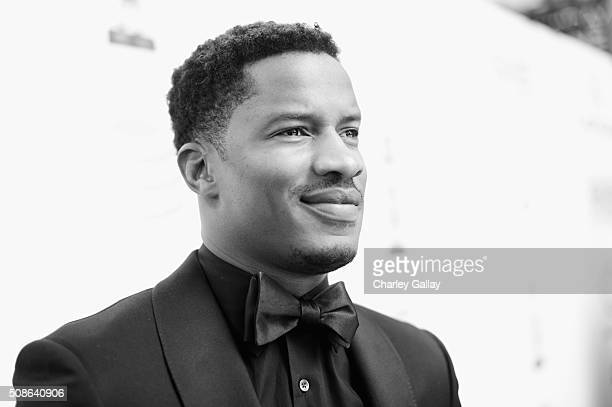 Actor Nate Parker attends the 47th NAACP Image Awards presented by TV One at Pasadena Civic Auditorium on February 5 2016 in Pasadena California