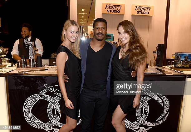 Actor Nate Parker attends the Variety Studio presented by Moroccanoil at Holt Renfrew during the 2014 Toronto International Film Festival on...