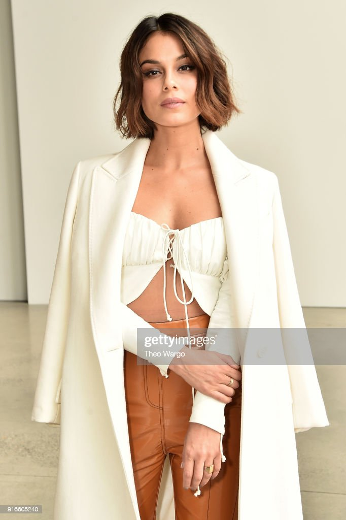 Dion Lee - Front Row - February 2018 - New York Fashion Week: The Shows