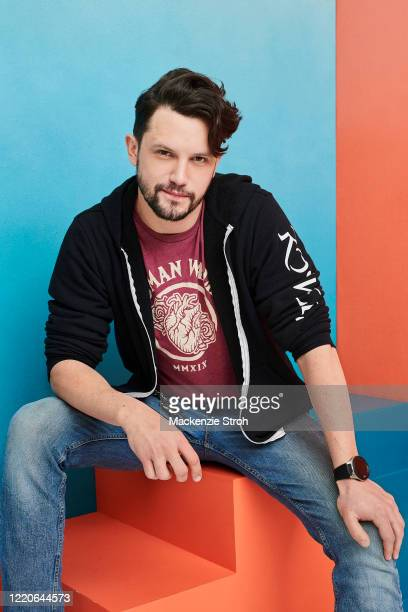 Actor Nathan Dean Parsons is photographed for Entertainment Weekly Magazine on February 27, 2020 at Savannah College of Art and Design in Savannah,...