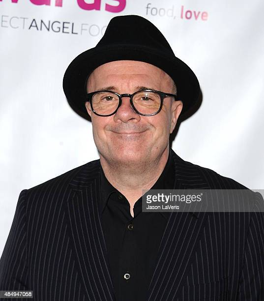 Actor Nathan Lane attends Project Angel Food's 25th Angel Awards gala at Taglyan Cultural Complex on August 22 2015 in Hollywood California