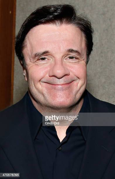 Actor Nathan Lane attends the Elaine Stritch Shoot Me screening reception at Paley Center For Media on February 19 2014 in New York City