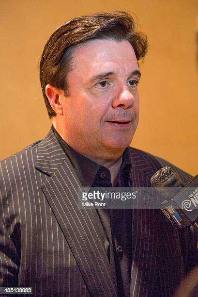 Actor Nathan Lane attends the opening night party for Act One at The Plaza Hotel on April 17 2014 in New York City