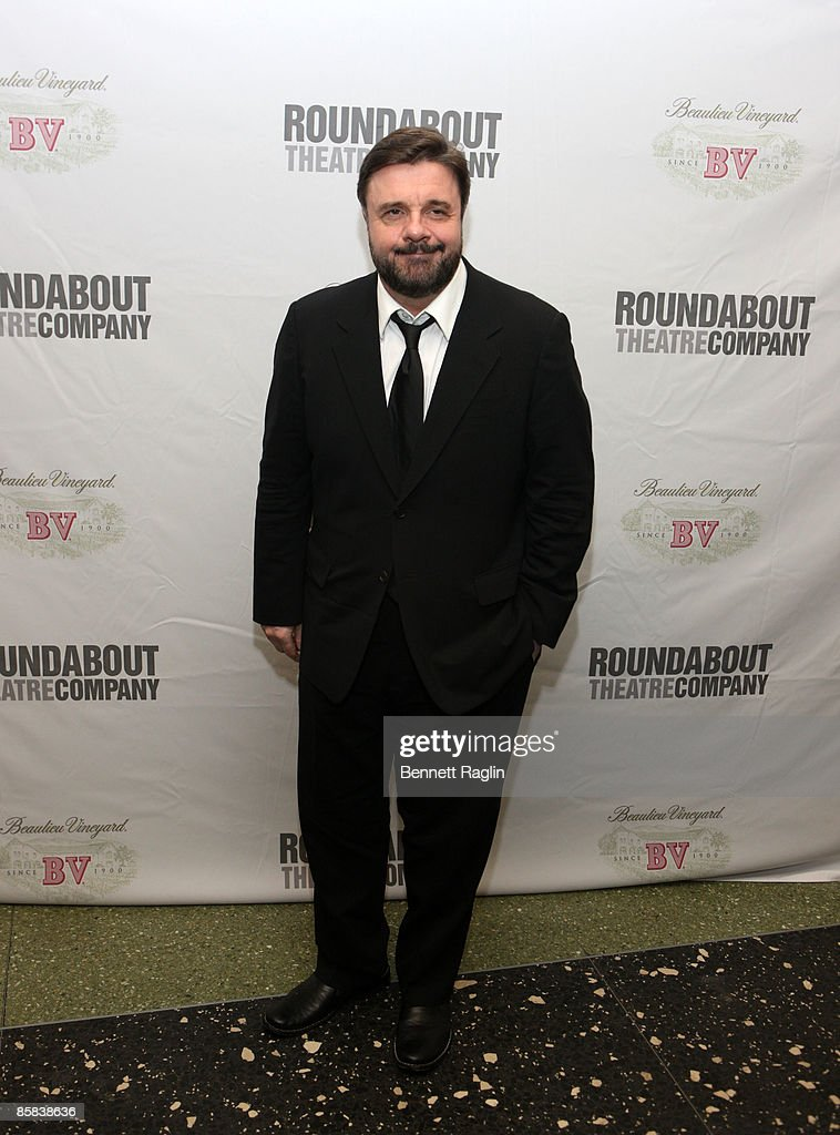 Actor Nathan Lane attends the Roundabout Theatre Company's 2009 Spring Gala at Roseland Ballroom on April 6, 2009 in New York City.