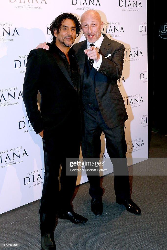 'Diana' Paris Premiere At UGC Normandie