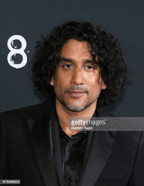 Actor Naveen Andrews attends the Sense8 New York premiere at AMC Lincoln Square Theater on April 26 2017 in New York City