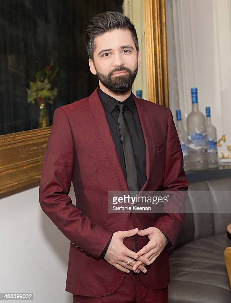 Actor Navid Navid attends the Septembers of Shiraz TIFF Party Hosted By GREY GOOSE Vodka at Byblos on September 15 2015 in Toronto Canada