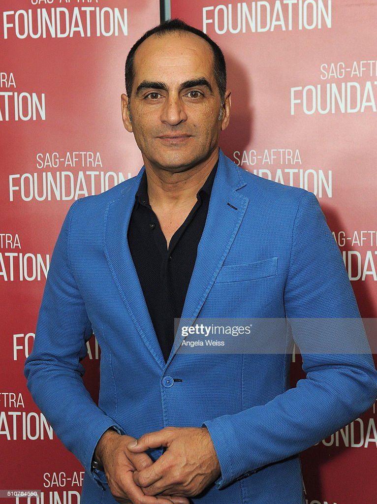 SAG-AFTRA Foundation's The Business Presents Acting Beyond Stereotypes: Middle Eastern & South Asian Actors Breaking the Mold : News Photo