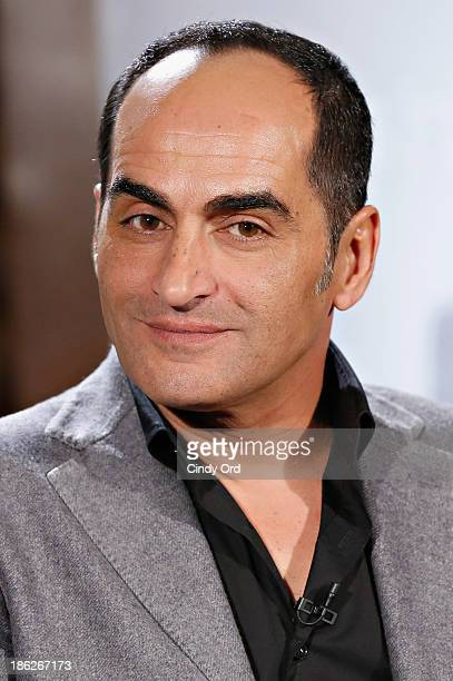 Actor Navid Negahban participates in the Secrets of Homeland a panel discussion of the SHOWTIME hit series Homeland at the Sheraton TriBeCa Club...