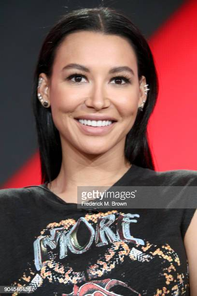 Actor Naya Rivera of 'Step Up: High Water' speaks onstage during the YouTube portion of the 2018 Winter Television Critics Association Press Tour at...