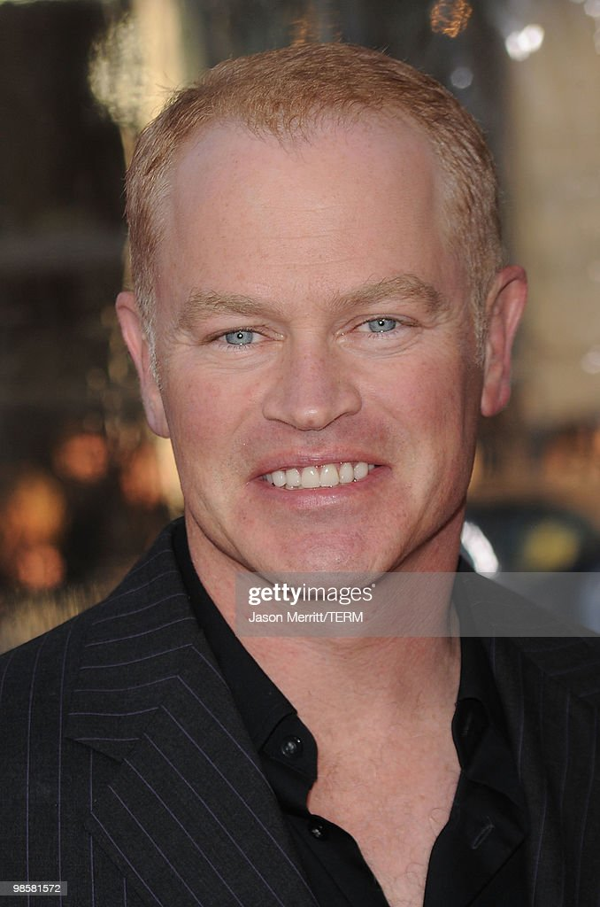 Actor Neal McDonough arrives at 'The Losers' Premiere at Grauman's Chinese Theatre on April 20, 2010 in Hollywood, California.
