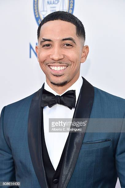 Actor Neil Brown Jr attends the 47th NAACP Image Awards presented by TV One at Pasadena Civic Auditorium on February 5 2016 in Pasadena California