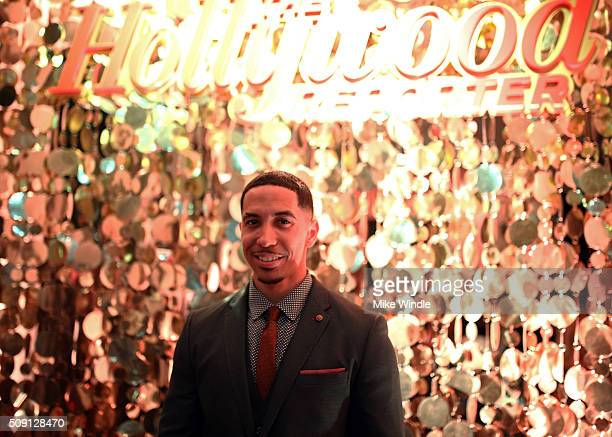 Actor Neil Brown Jr attends The Hollywood Reporter's 4th Annual Nominees Night at Spago on February 8 2016 in Beverly Hills California