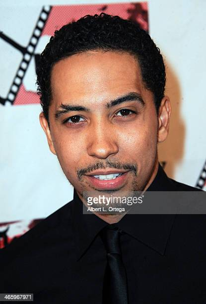 Actor Neil Brown Jr attends the ShockFest Film Festival Awards held at Raleigh Studios on January 11 2014 in Los Angeles California