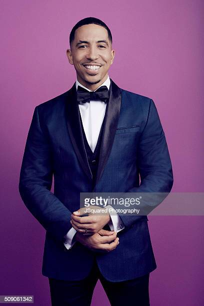 Actor Neil Brown Jr poses for a portrait during the 47th NAACP Image Awards presented by TV One at Pasadena Civic Auditorium on February 5 2016 in...