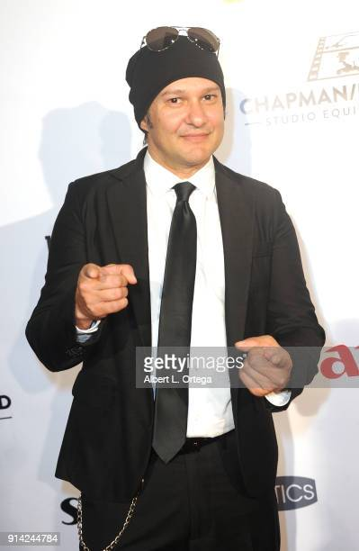 Actor Neil D'Monte arrives for Society of Camera Operators Lifetime Achievement Awards held at Loews Hollywood Hotel on February 3 2018 in Hollywood...